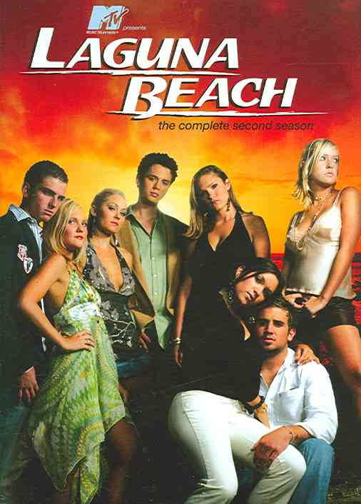 LAGUNA BEACH:COMPLETE SECOND SEASON BY LAGUNA BEACH (DVD)