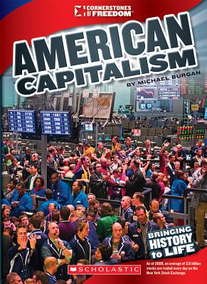 Capitalism in the United States By Burgan, Michael