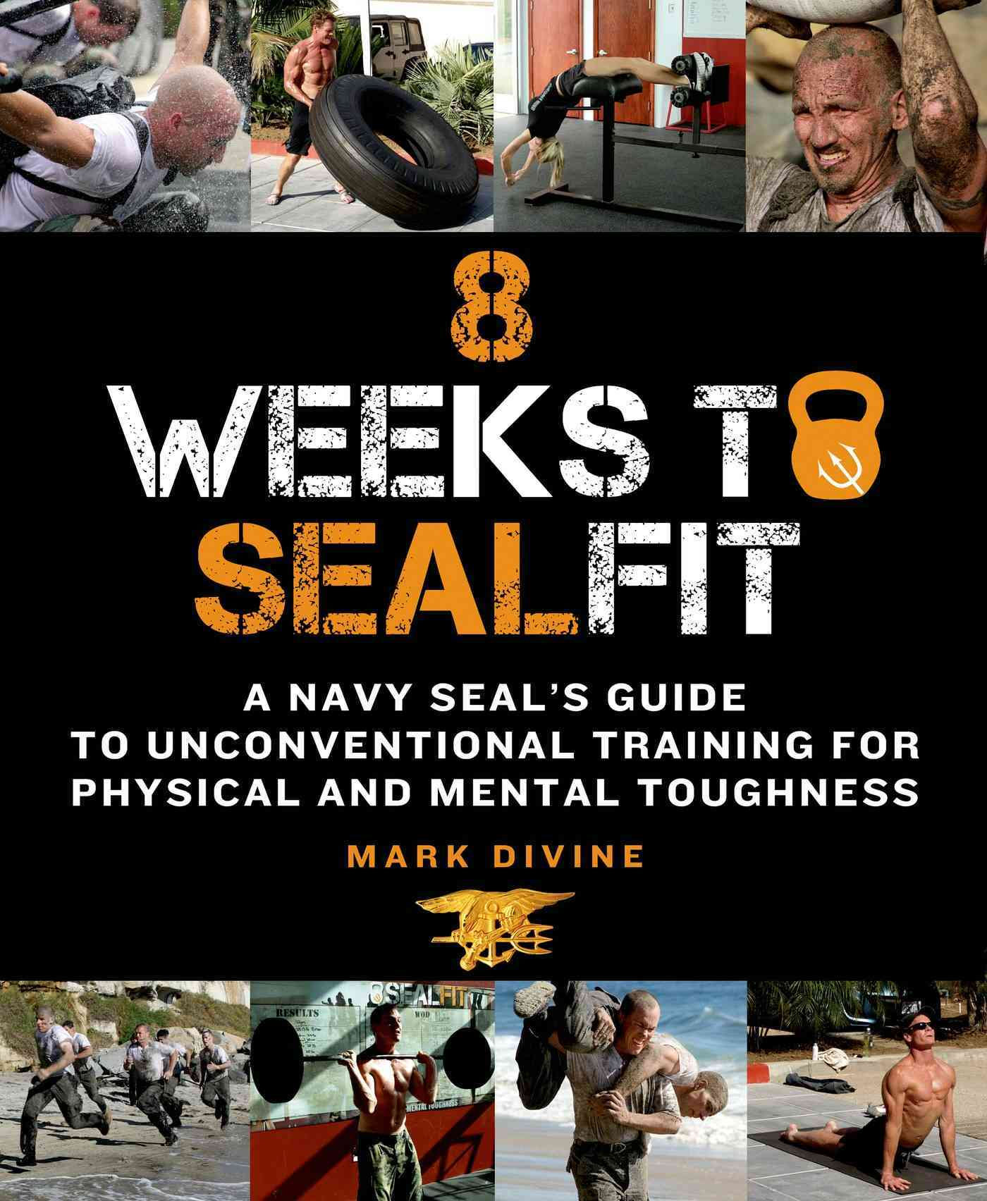 8 Weeks to Sealfit By Divine, Mark